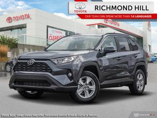 New 2020 Toyota RAV4 XLE AWD  - XLE Premium - $125.33 /Wk for sale in Richmond Hill, ON