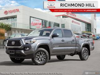 New 2020 Toyota Tacoma SR5  - $128.29 /Wk - NO PAYMENTS FOR 6 MONTHS WHEN YOU FINANCE A NEW TOYOTA! for sale in Richmond Hill, ON