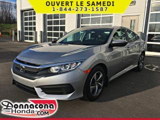 Used 2018 Honda Civic LX *GARANTIE 10 ANS / 200 000 KM* for sale in Donnacona, QC
