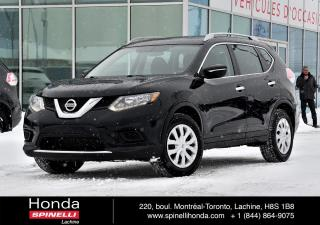 Used 2015 Nissan Rogue S AWD AUTO 8 PNEUS S*AWD*CRUISE*BLUETOOTH*CAMERA*++ for sale in Lachine, QC