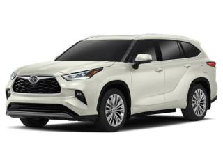 New 2020 Toyota Highlander XLE  - Power Moonroof -  Power Liftgate - $180.15 /Wk for sale in Richmond Hill, ON