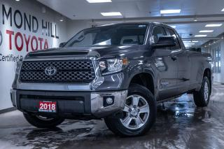 Used 2018 Toyota Tundra SR5 8FT Long BOX Double CAB for sale in Richmond Hill, ON
