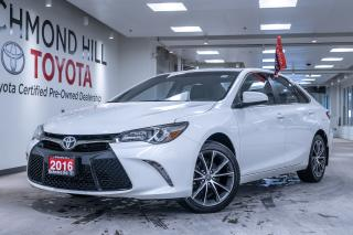 Used 2016 Toyota Camry XSE for sale in Richmond Hill, ON
