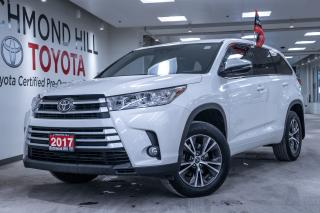 Used 2017 Toyota Highlander LE - Convenience Package for sale in Richmond Hill, ON