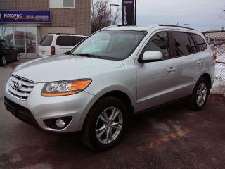 Used 2011 Hyundai Santa Fe GLS for sale in Georgetown, ON