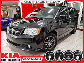 Used 2017 Dodge Grand Caravan SXT Premium Plus ** CUIR / MAGS for sale in St-Hyacinthe, QC