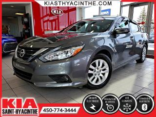 Used 2016 Nissan Altima 2,5 S ** GR ÉLECTRIQUE / BLUETOOTH for sale in St-Hyacinthe, QC
