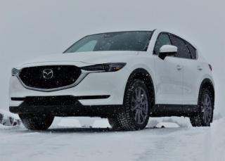 Used 2019 Mazda CX-5 Gt Awd Gps Cuir for sale in St-Georges, QC
