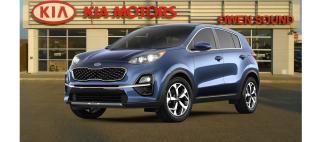 New 2020 Kia Sportage LX for sale in Owen Sound, ON