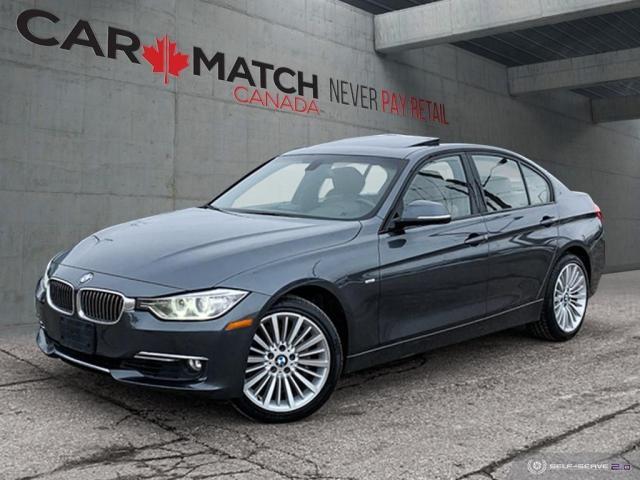 2013 BMW 3 Series 335i xDrive / LUXURY LINE / 6-SPD