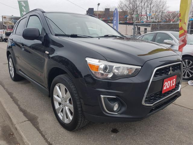 2013 Mitsubishi RVR GT-AWD-NAVI-BK UP CAM-PANO ROOF-LEATHER-AUX-ALLOYS