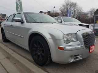 Used 2008 Chrysler 300 C-HEMI-5.7 LT-NAVI-LEATHER-SUNROOF-BLUETOOTH-ALLOY for sale in Scarborough, ON