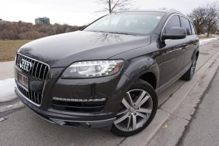 Used 2011 Audi Q7 PREMIUM PLUS / 3.0T / LOCALLY OWNED / IMMACULATE for sale in Etobicoke, ON