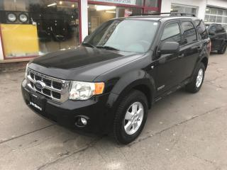 Used 2008 Ford Escape XLT 4WD for sale in Hamilton, ON