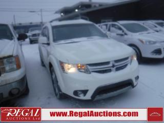 Used 2011 Dodge Journey Crew 4D Utility FWD for sale in Calgary, AB