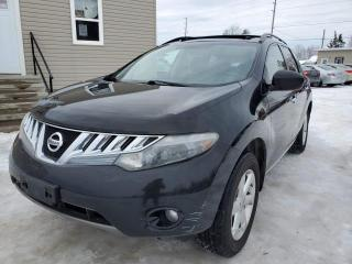 Used 2009 Nissan Murano SL AWD for sale in Stittsville, ON