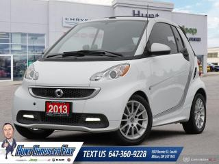 Used 2013 Smart fortwo smart | AUTO | GREAT CONDITION!!! for sale in Milton, ON