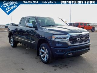 New 2020 RAM 1500 Limtied 4x4 | Deleted Air Suspension | Sunroof for sale in Indian Head, SK