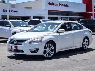 Used 2014 Nissan Altima 3.5L SL|NO ACCIDENTS for sale in Burlington, ON