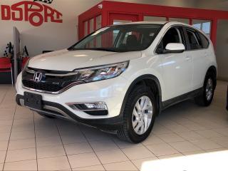 Used 2016 Honda CR-V SE for sale in Toronto, ON