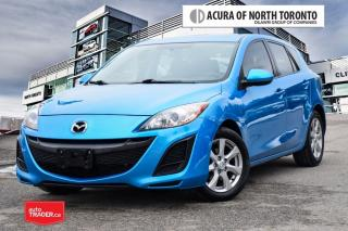 Used 2011 Mazda MAZDA3 GS 5sp ACCIDENT FREE| SAVE ON FUEL! for sale in Thornhill, ON