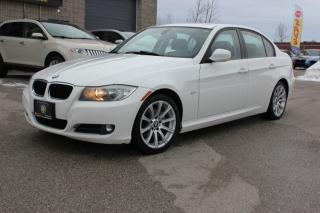 Used 2010 BMW 3 Series LEATHER,SUNROOF,2 SET OF SUMMER AND WINTER WHITH BMW RIMS for sale in Newmarket, ON