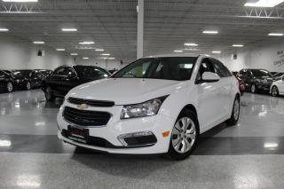 Used 2016 Chevrolet Cruze BIG SCREEN I REAR CAM I KEYLESS ENTRY I POWER OPTIONS I BT for sale in Mississauga, ON
