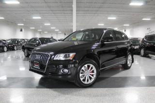 Used 2016 Audi Q5 PROGRESSIV I NO ACCIDENTS I LEATHER I PANOROOF for sale in Mississauga, ON