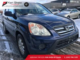 Used 2006 Honda CR-V | SUNROOF | AWD | for sale in Toronto, ON