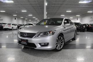 Used 2015 Honda Accord SPORT I REAR CAM I SUNROOF I HEATED SEATS I KEYLESS ENTRY for sale in Mississauga, ON
