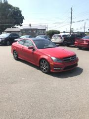 Used 2015 Mercedes-Benz C-Class C350 4MATIC Coupe for sale in Truro, NS