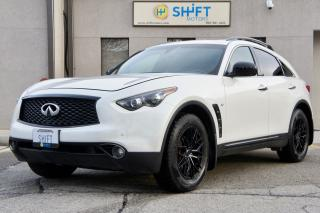 Used 2017 Infiniti QX70 S AWD SPORT, BOSE SOUND, PREMIUM & TECH PACKAGE for sale in Burlington, ON
