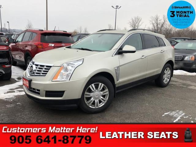 2013 Cadillac SRX Leather Collection  LEATH HS CUE V6