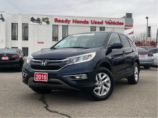 Used 2016 Honda CR-V SE - Big Screen - Smart Key - Rear Camera for sale in Mississauga, ON