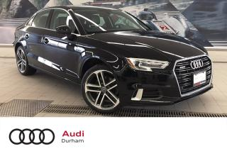 Used 2017 Audi A3 2.0T Progressiv + Apple CarPlay | Rear Cam | Xenon for sale in Whitby, ON