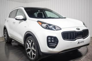 Used 2017 Kia Sportage SX AWD BLUETOOTH MAGS CAMERA DE RECUL for sale in St-Hubert, QC