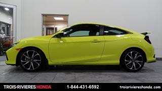 Used 2019 Honda Civic SI + GPS + TOIT + RABAIS 3000 $ ! for sale in Trois-Rivières, QC
