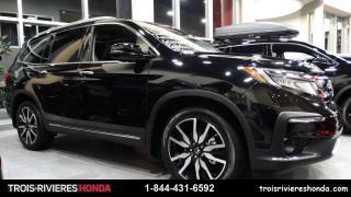 Used 2019 Honda Pilot TOURING + CUIR + GPS + RABAIS 6000 $ ! for sale in Trois-Rivières, QC