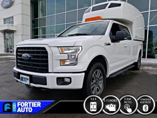 Used 2016 Ford F-150 Ford F-150 XLT Sport 4x4 for sale in Montréal, QC