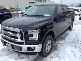Used 2016 Ford F-150 F-150 XLT Cab SuperCrew 4RM for sale in Montréal, QC