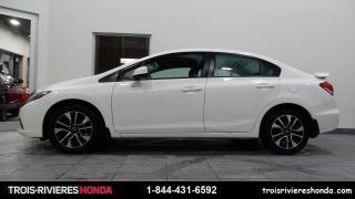 Used 2013 Honda Civic EX + TOIT + CAMÉRA DE RECUL + VITRES TEI for sale in Trois-Rivières, QC