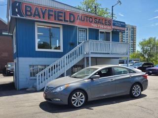 Used 2013 Hyundai Sonata SE **Leather/Sunroof/Bluetooth/Only 88k!!** for sale in Barrie, ON