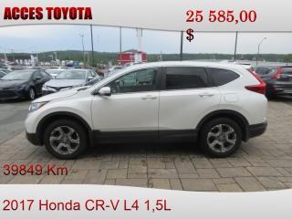 Used 2017 Honda CR-V EX AWD for sale in Rouyn-Noranda, QC