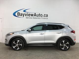 Used 2016 Hyundai Tucson Limited - AWD! 1.6L TURBO! NAV! PANOROOF! for sale in Belleville, ON
