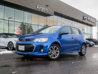 Used 2018 Chevrolet Sonic LT for sale in London, ON
