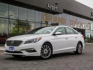 Used 2015 Hyundai Sonata LIMITED for sale in London, ON