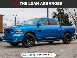 Used 2018 RAM 1500 for sale in Barrie, ON
