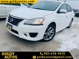 Used 2015 Nissan Sentra 4DR Sdn I4 CVT SR 4dr Sdn I4 CVT SR for sale in Mississauga, ON
