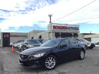 Used 2017 Mazda MAZDA6 - NAVI - HTD SEATS - REVERSE CAM for sale in Oakville, ON