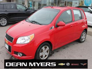 Used 2011 Chevrolet Aveo LT for sale in North York, ON